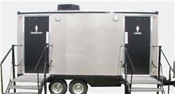 Mobile Restroom Trailer